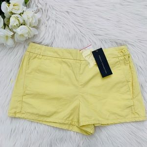 French Connection Wild Chino Cotton Short | Size 4